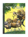 The New Yorker Cover - May 15, 2006 Regular Giclee Print by Carter Goodrich