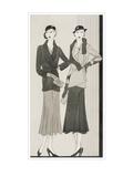 Vogue - August 1931 Giclee Print by Douglas Pollard
