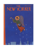 The New Yorker Cover - December 9, 1972 Regular Giclee Print by Charles E. Martin