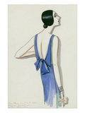 Vogue - July 1931 Regular Giclee Print by Porter Woodruff