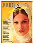 Brides Cover - April 1966 Regular Giclee Print by George Barkentin