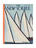 The New Yorker Cover - June 1, 1963 Giclee Print by Abe Birnbaum