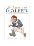 The American Golfer November 18, 1922 Regular Giclee Print by James Montgomery Flagg
