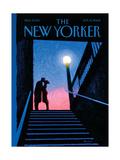 The New Yorker Cover - September 15, 2008 Regular Giclee Print par Eric Drooker