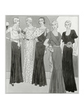 Vogue - September 1931 Regular Giclee Print by Polly Tigue Francis