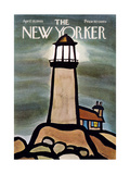 The New Yorker Cover - April 19, 1969 Giclee Print by Donald Reilly