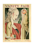 Vanity Fair Cover - May 1928 Regular Giclee Print by Jr., J. Franklin Whitman