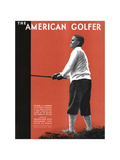The American Golfer November 1929 Regular Giclee Print