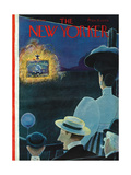 The New Yorker Cover - July 6, 1946 Regular Giclee Print by Rea Irvin