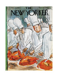 The New Yorker Cover - November 28, 1964 Regular Giclee Print by Perry Barlow