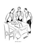 Gourmet - November, 1946 Giclee Print by Leonard Burland