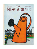 The New Yorker Cover - June 7, 1969 Giclée-Druck von Abe Birnbaum