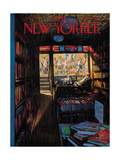 The New Yorker Cover - July 20, 1957 Regular Giclee Print by Arthur Getz
