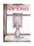 The New Yorker Cover - May 12, 1973 Regular Giclee Print by Andre Francois