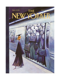 The New Yorker Cover - May 16, 2005 Giclee Print by Carter Goodrich