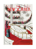 The New Yorker Cover - September 30, 1974 Giclee Print by Laura Jean Allen