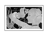Vogue - July 1933 Regular Giclee Print by Georges Lepape