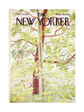 The New Yorker Cover - May 25, 1968 Giclee Print by Ilonka Karasz