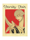 Vanity Fair Cover - June 1926 Regular Giclee Print by Jacques Darcy
