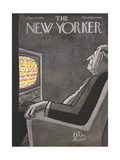 The New Yorker Cover - May 14, 1955 Regular Giclee Print by Peter Arno
