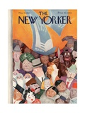 The New Yorker Cover - May 13, 1939 Regular Giclee Print by William Cotton