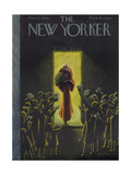 The New Yorker Cover - November 11, 1944 Giclee Print by Christina Malman