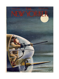 The New Yorker Cover - August 22, 1942 Regular Giclee Print by Constantin Alajalov