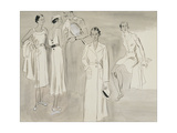 Vogue - June 1933 Regular Giclee Print by R.S. Grafstrom