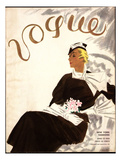 Vogue Cover - July 1933 Regular Giclee Print by R.S. Grafstrom