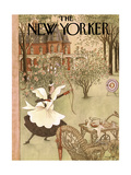The New Yorker Cover - July 15, 1950 Regular Giclee Print by Mary Petty