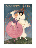 Vanity Fair Cover - May 1914 Regular Giclee Print by George Wolfe Plank