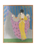 Vogue - October 1913 Regular Giclee Print by Helen Dryden
