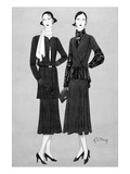 Vogue - August 1930 Giclee Print by Douglas Pollard