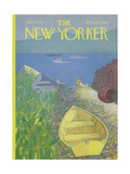 The New Yorker Cover - July 15, 1972 Regular Giclee Print by Charles E. Martin