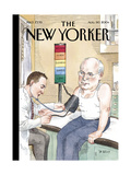 The New Yorker Cover - August 30, 2004 Giclee Print by Barry Blitt