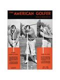 The American Golfer May 1932 Giclee Print