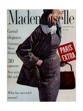 Mademoiselle Cover - September 1954 Regular Giclee Print by Stephen Colhoun