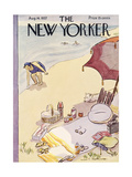 The New Yorker Cover - August 14, 1937 Regular Giclee Print by Helen E. Hokinson