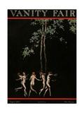 Vanity Fair Cover - August 1921 Regular Giclee Print by Warren Davis