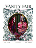 Vanity Fair Cover - May 1924 Regular Giclee Print by Joseph B. Platt