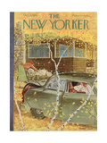 The New Yorker Cover - October 6, 1951 Giclee Print by Garrett Price
