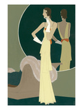 Vogue - November 1931 Regular Giclee Print by Eduardo Garcia Benito