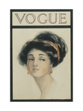 Vogue - October 1910 Regular Giclee Print by Helen Dryden