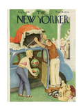 The New Yorker Cover - August 24, 1946 Regular Giclee Print by William Cotton
