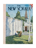 The New Yorker Cover - August 11, 1945 Regular Giclee Print by Alan Dunn