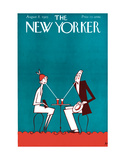 The New Yorker Cover - August 8, 1925 Giclee Print by Julian de Miskey