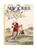 The New Yorker Cover - June 6, 1936 Regular Giclee Print by Constantin Alajalov