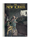 The New Yorker Cover - October 10, 1936 Giclee Print by Helen E. Hokinson