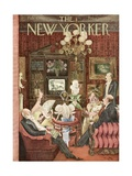 The New Yorker Cover - February 4, 1950 Regular Giclee Print by Mary Petty