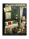 House & Garden Cover - May 1941 Regular Giclee Print by Urban Weis